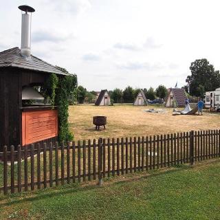 Werra-Erlebnistouren Mihla, Campingplatz