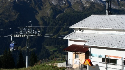 Bergstation Madrisa
