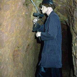Besuchsbergwerk Erzgrube