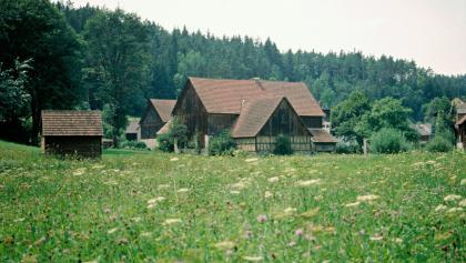 Draisendorf im Aufseßtal