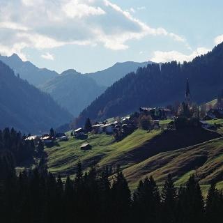 Talstation Mittelberg
