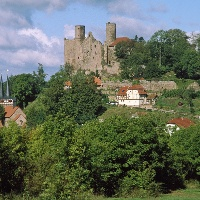 Burg Hanstein