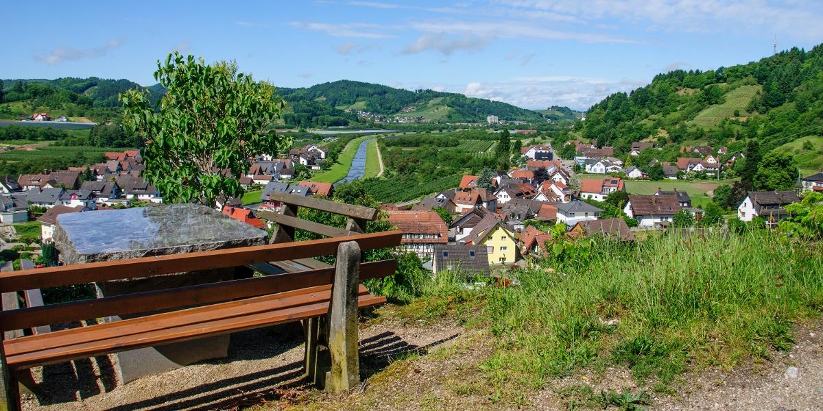 Lautenbacher Panoramaweg  Tour 2