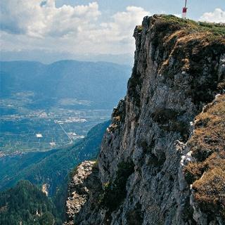 Blick auf den Monte Roen