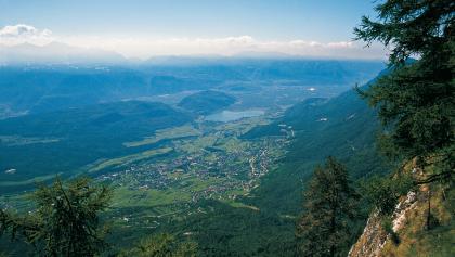 Aussicht vom Monte Penegal