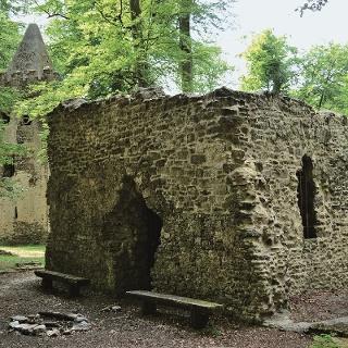 Klosterruine St. Wolfgang