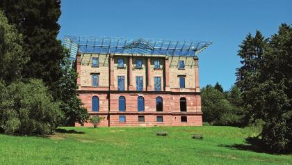 Jagdschloss Platte