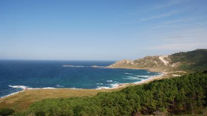 Küstenblick