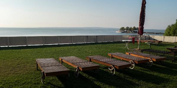 Helikon strand, Keszthely