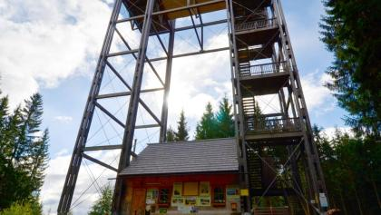 Turm mit Jausenstation