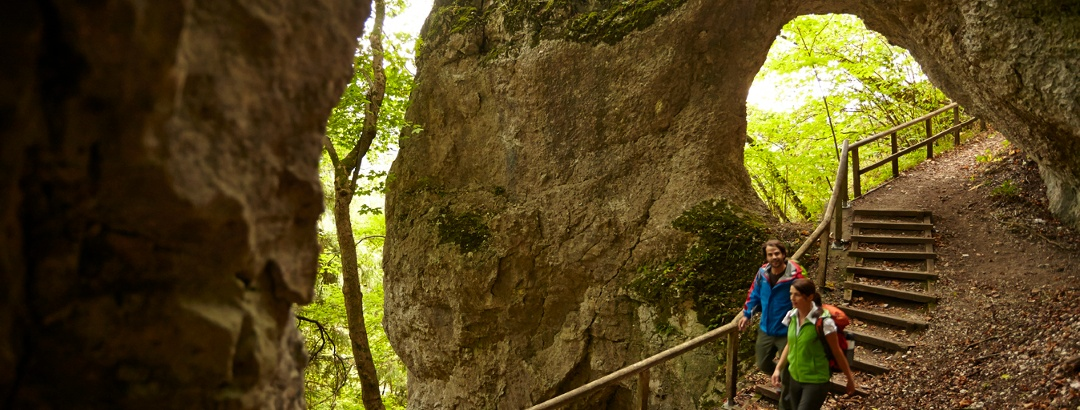 Die Inzigkofer Grotten