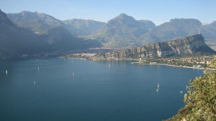 "View from the trail ""Busatte-Tempesta"""