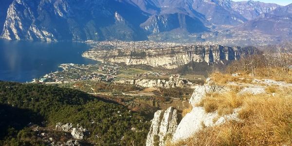 On the ridge of the Segrom