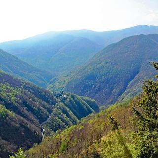 Vista sulla Valle Onsernone