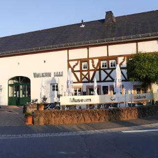 Vulkanhaus mit Café und Museum