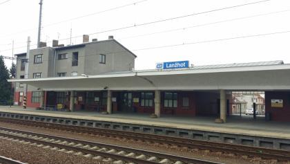 Bahnhof Lanzhot