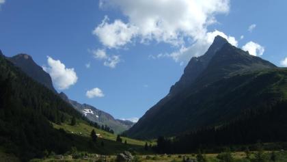 Patteriol beim Zustieg zur Konstanzer Hütte