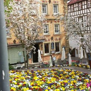 Marktplatz Möckmühl