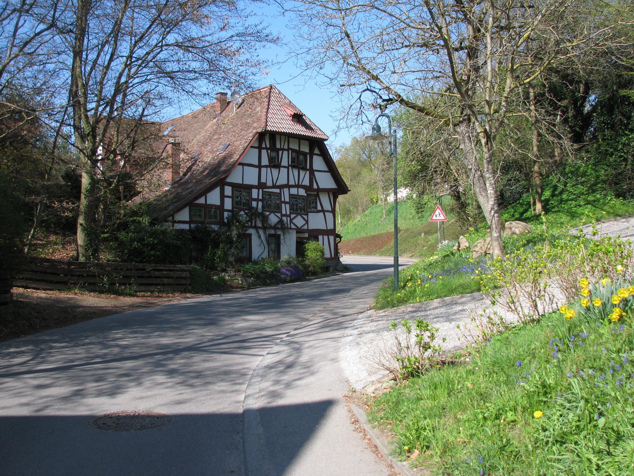 Töpferhaus in Wangen