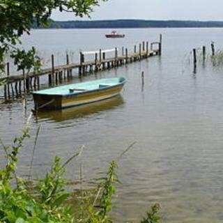 Plauer See in McPomm und Seenplatte an der Müritz