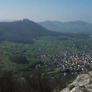 Aussicht vom Beurener Fels (1)