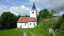 Wiesenfelden von Herrnfehlburg (Trans Bayerwald-Abschnitt)