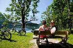 Salzkammergutradweg - Von See zu See