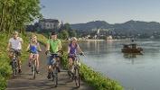Donauradweg Nordufer Passau - Bratislava