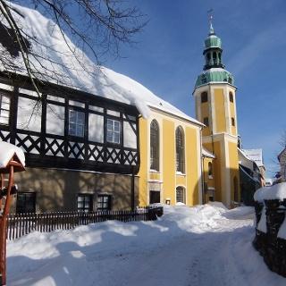 Winterwandern in Wolkenstein