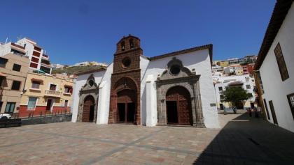 Kirche in San Sebastián