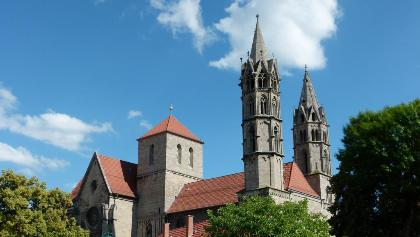 Die Liebfrauenkirche in Arnstadt