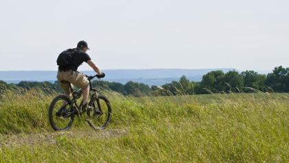 Radfahren im Südharz