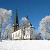 Kirche Kallenhardt im Winter