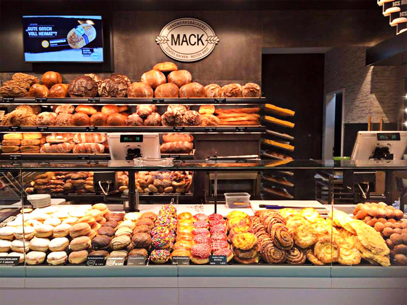 Handwerksbäckerei Mack GmbH & Co. KG  - @ Autor: Beate Philipp  - © Quelle: Mack