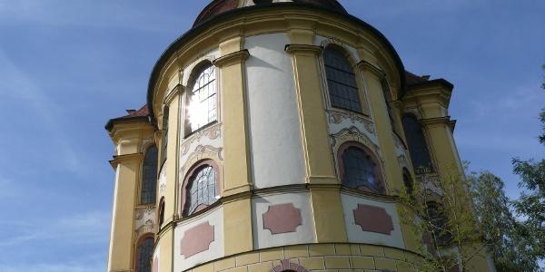 Wallfahrtskirche Maria Stein