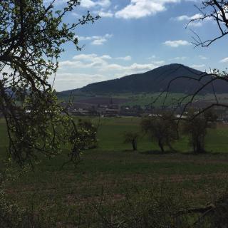 Blick auf Helmershausen