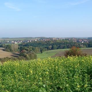 Blick über Bottenbach