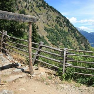 Alta Via di Merano - 1a tappa Alta Muta - Giggelberg