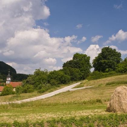 Radeln im Eichsfeld