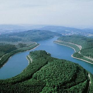 Nonnweiler Stausee