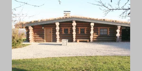 Gollenberger Grasdachhaus