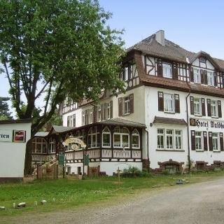 Hotel Waldhaus zur Köppe