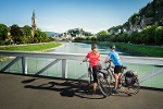 Tauern Cycling Trail Krimml - Passau