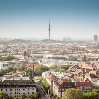 Das grüne München