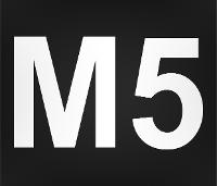 Wegmarkierung M5