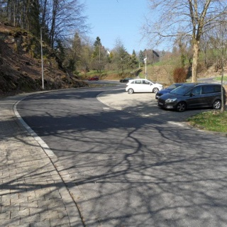 P1  Parkplatz Eichwaldstraße
