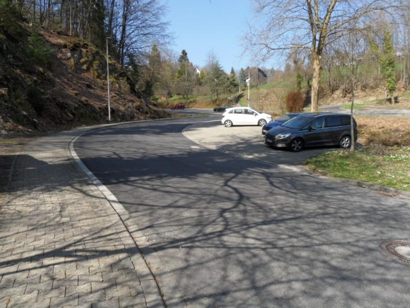 Gertelbach-Rundweg mit neuem Zugangs- und Rückweg ab 2. Mai