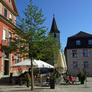 Markgräflerplatz Müllheim
