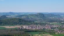 Auf dem Firstweg von Stein am Rhein nach Bankholzen