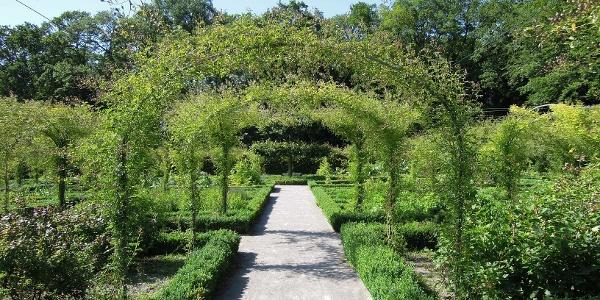 Garten der Menkemaborg